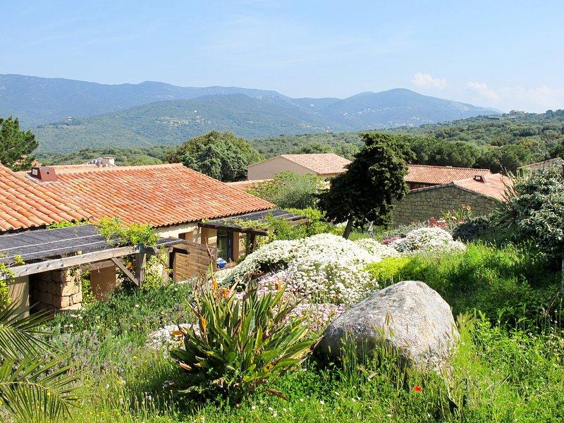 Alba Rossa (SFO100), holiday rental in Serra-di-Ferro