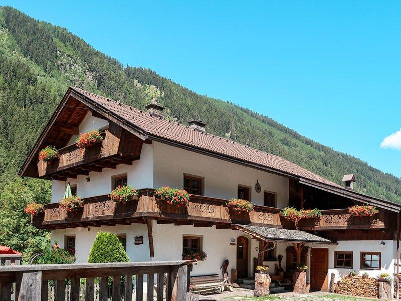 Haflingerhof Enzian (KNT100), alquiler de vacaciones en Feichten