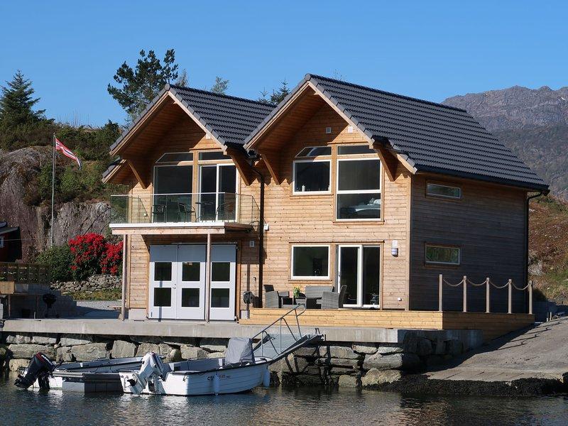Huglavika (FJH666), holiday rental in Stord Municipality