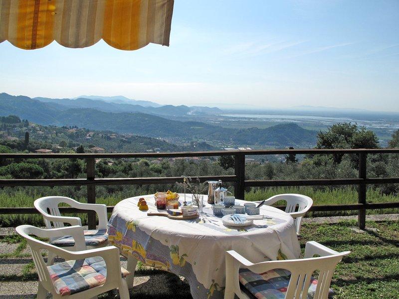 Belvedere (COS122), holiday rental in Pedona