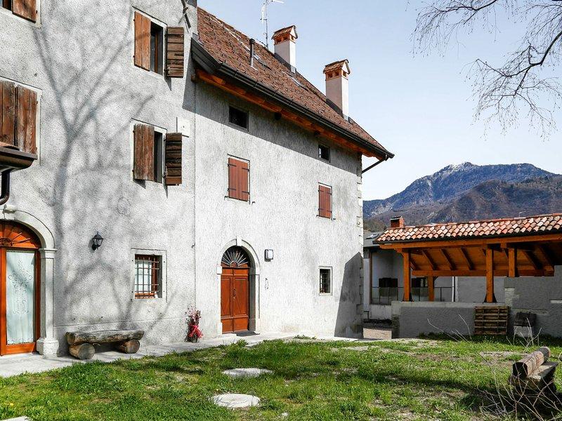 Cjase da Maestre (RVO120), location de vacances à Ravascletto