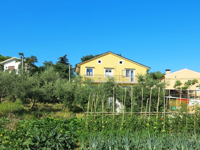 Sunflower (ANO102), alquiler vacacional en Orsogna
