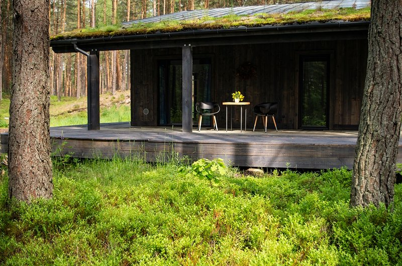 Rabarberi LV #R2 - Forest like Feeling – semesterbostad i Sigulda