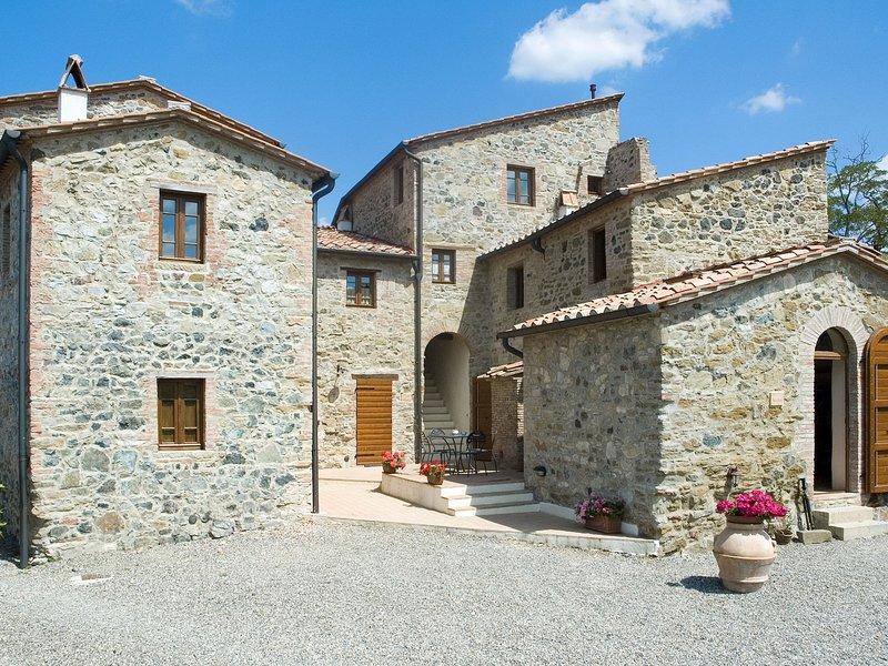 Borgo Cerbaiola, casa vacanza a Montecastelli Pisano