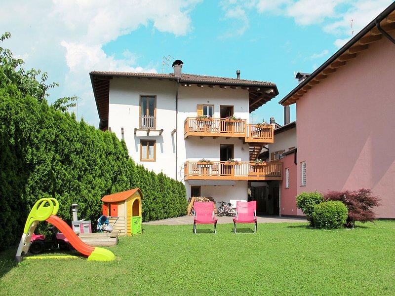 Schmid (LDC245), holiday rental in Besenello