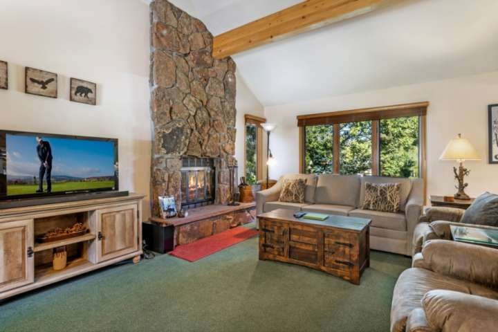 Convenient to Vail & BC, Nordic Trails in Winter, Bike Trails in Summer, Perfect, holiday rental in Beaver Creek