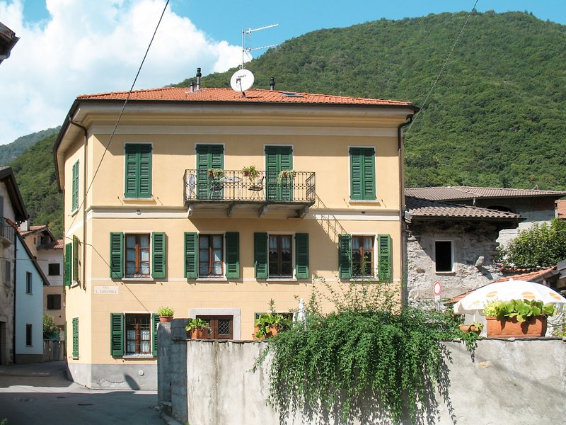 Ria (CNO202), holiday rental in Malesco