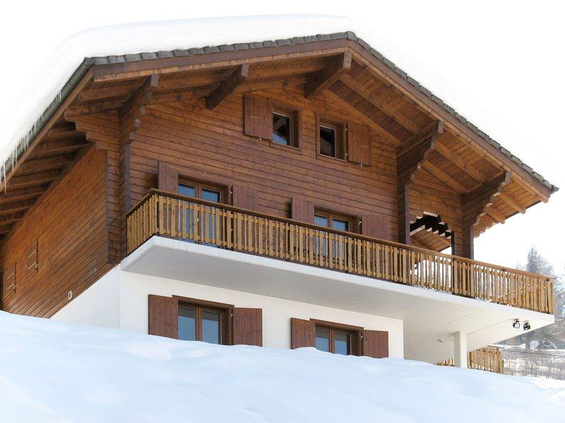 Chalets Les Fontannets (VEZ130), vacation rental in Veysonnaz