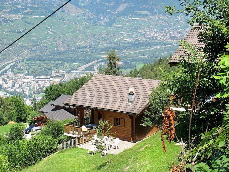 Les Fontannets (VEZ130), vacation rental in Veysonnaz