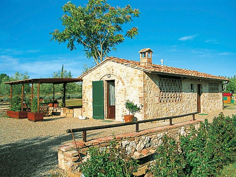Podere Fontemaggio - Fienile (COL161), Ferienwohnung in Montecchio