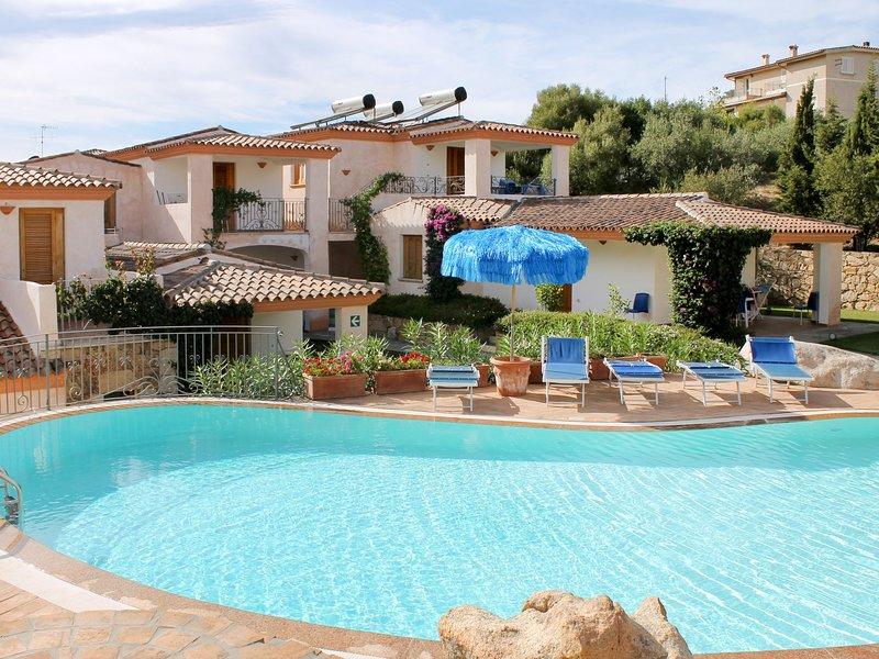Bouganvillage (BUD252), vacation rental in Tanaunella