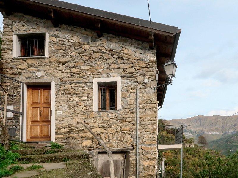 La Casetta (TOA135), casa vacanza a Agaggio Inferiore