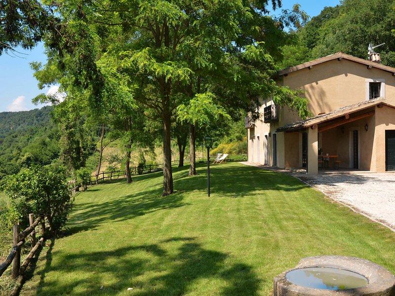 Casale Ripabianca (ORV113), aluguéis de temporada em Castiglione in Teverina