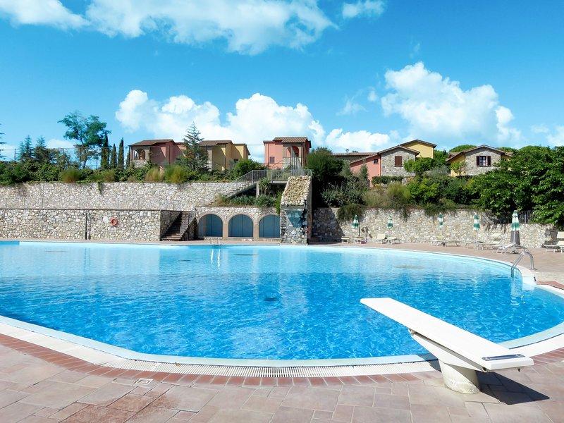 Borgo San Pecoraio, holiday rental in Riparbella