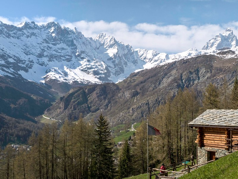 Ancienne Bergerie Studio 1 (VOU140), Ferienwohnung in Valtournenche