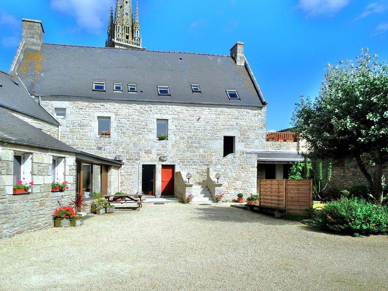 Manoir des Halles (PLC258), holiday rental in Saint-Vougay
