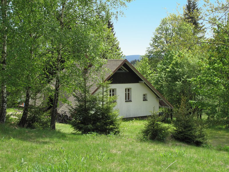 Sedmidomí, holiday rental in Lisny
