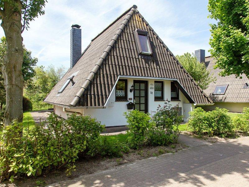 Cuxland Ferienpark, holiday rental in Nordholz