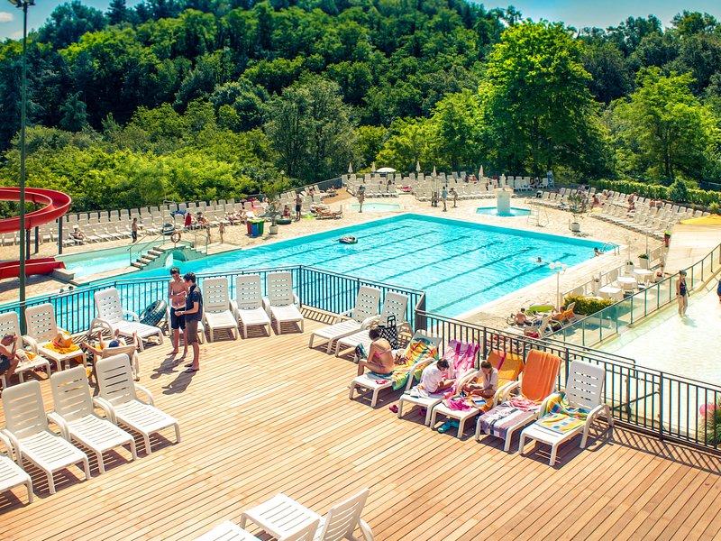 Camping Village Norcenni Girasole/FNO151, location de vacances à Lagaccioni