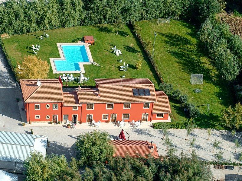 Casolare dei Fiori - Mughetta (MCL251), holiday rental in Luciani