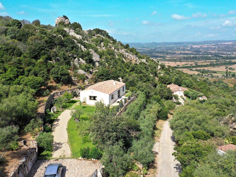 Villa Picuccia (AZA110), location de vacances à San Pantaleo