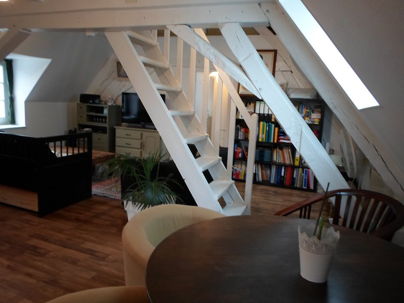 Le Grand Appartement, holiday rental in Romorantin-Lanthenay