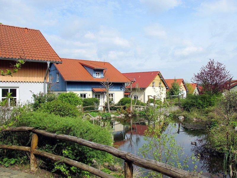 Hasseröder Ferienpark, holiday rental in Elbingerode