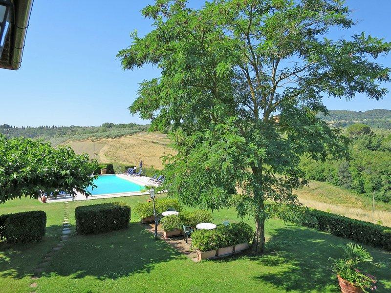Podere di Mezzo - Finestra (SGI400), casa vacanza a Pancole