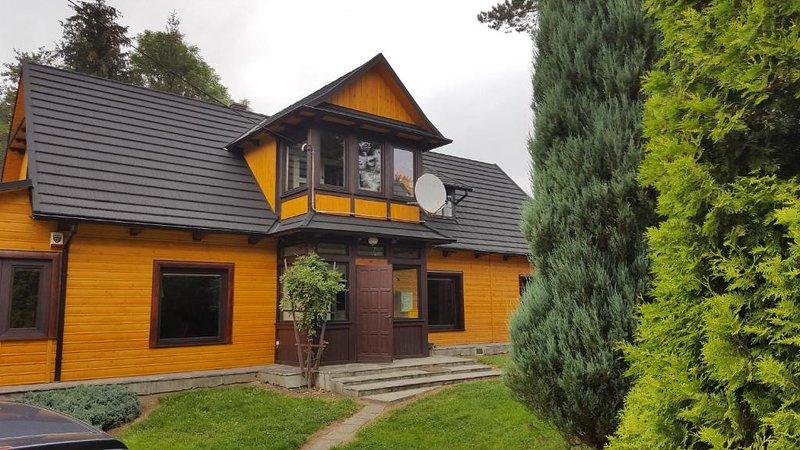 Willa Stroza, location de vacances à Stryszow