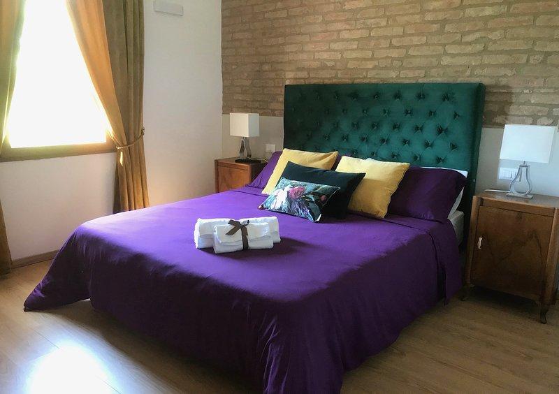 B&B Tenuta della Duchessa - Camera Matrimoniale Superior, holiday rental in Porto Viro