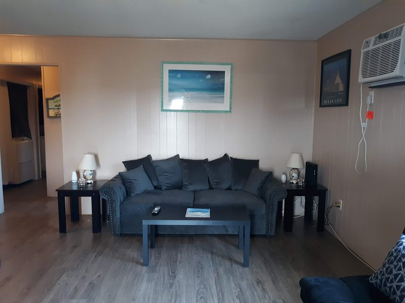 Family-friendly***Close to the beach condo, alquiler de vacaciones en Ocean City