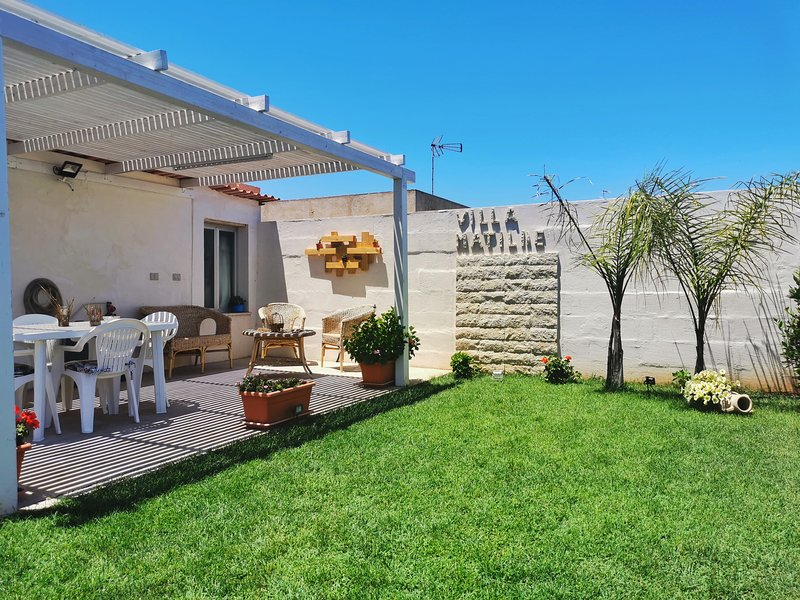 Villa Matilde, vacation rental in Marina di Ragusa