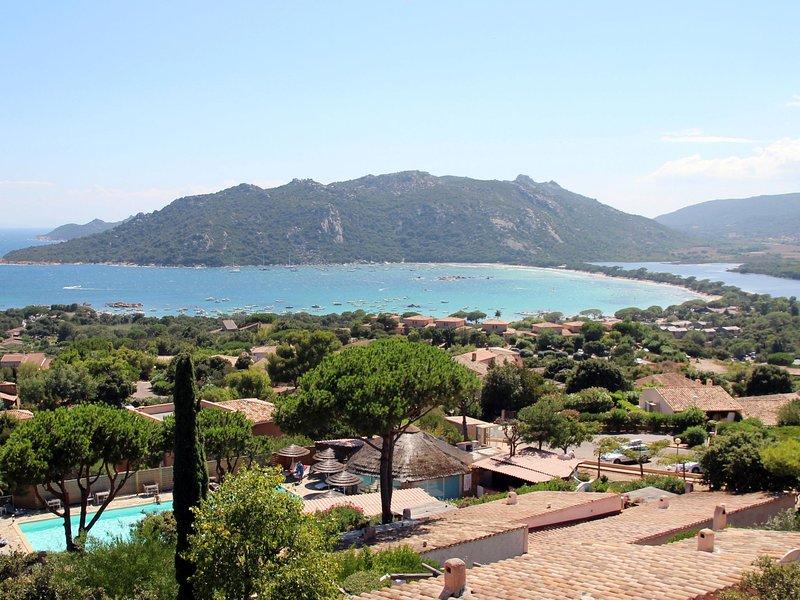 Marina di Santa Giulia (PVC550), location de vacances à Santa Giulia