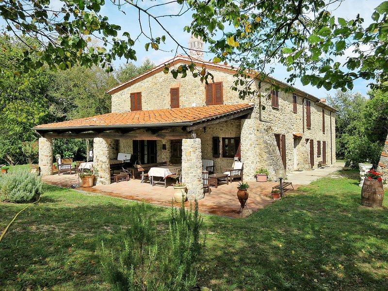 Glicine (PAT202), holiday rental in Montieri