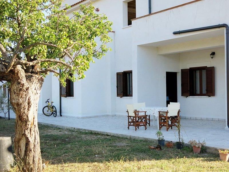 Vigna Grande (PES262), alquiler de vacaciones en Carpino