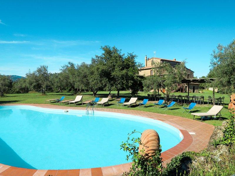 Il Piccione (PIL103), holiday rental in Sorano