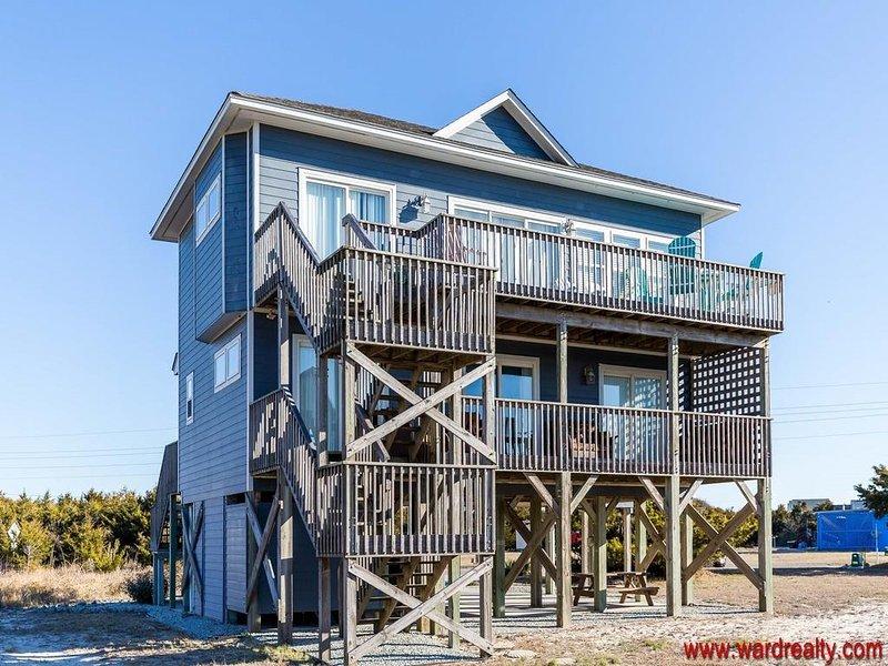 Oceanview!! - Precious Memories, holiday rental in North Topsail Beach