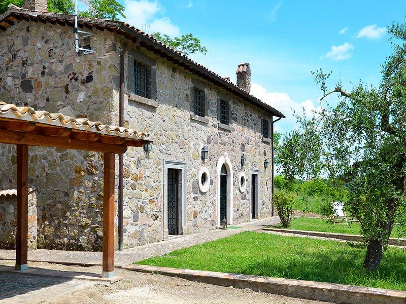 Casale Cimacolle (ORV115), aluguéis de temporada em Castiglione in Teverina