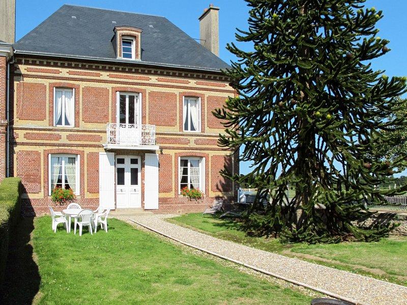 Le Domaine du Vasouy (CVX400), vacation rental in Sassetot-le-Mauconduit
