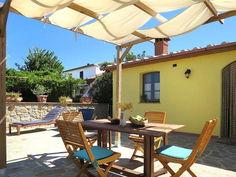 Bellosguardo (ROC230), vacation rental in Sticciano Scalo