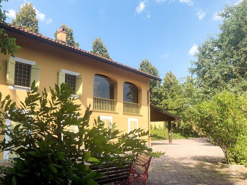 Giorgio (FRR200), holiday rental in Gherba