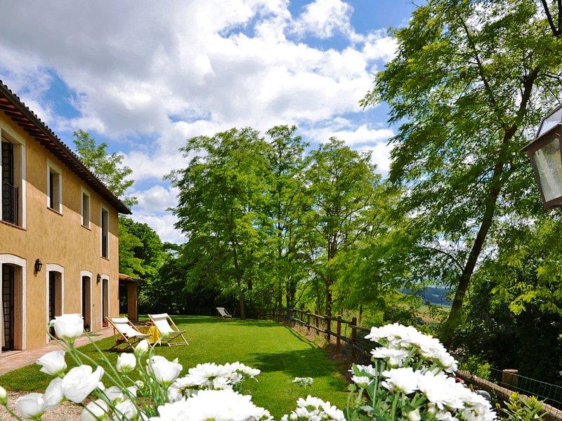 Casale Poggio (ORV111), aluguéis de temporada em Castiglione in Teverina
