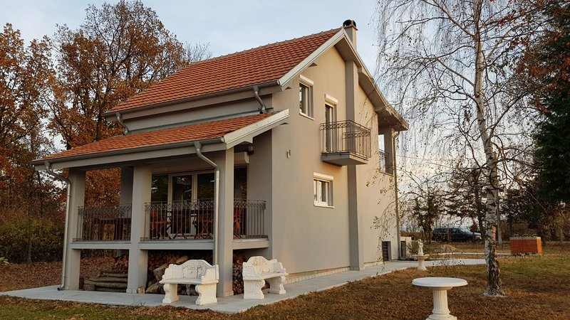 Villa Eli Belosavci home with the View, alquiler vacacional en Kragujevac