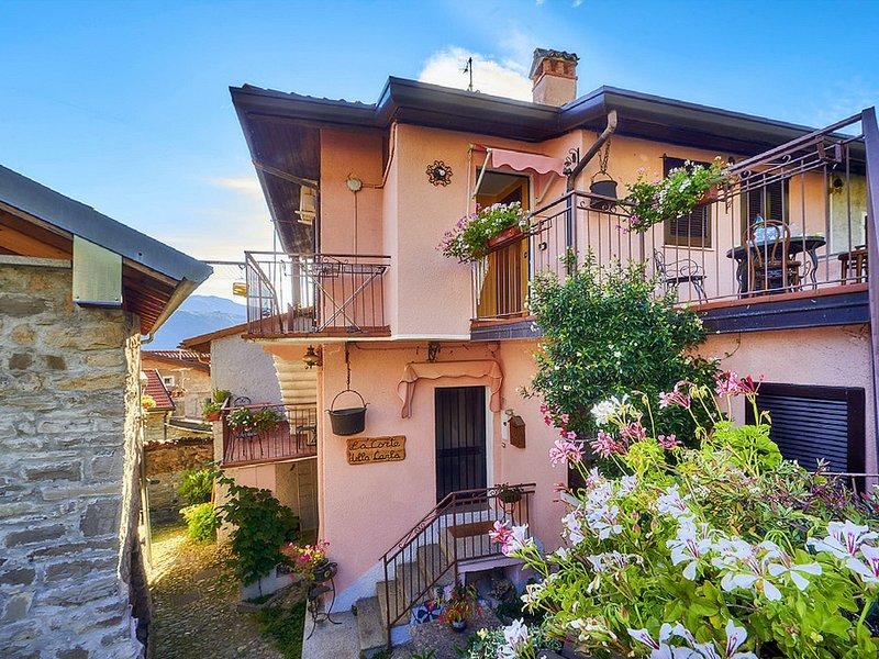 Corte della Carla (LIE200), vacation rental in Lierna