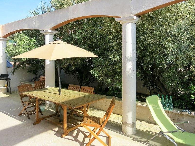 Jasmine (VED160), holiday rental in Vendres