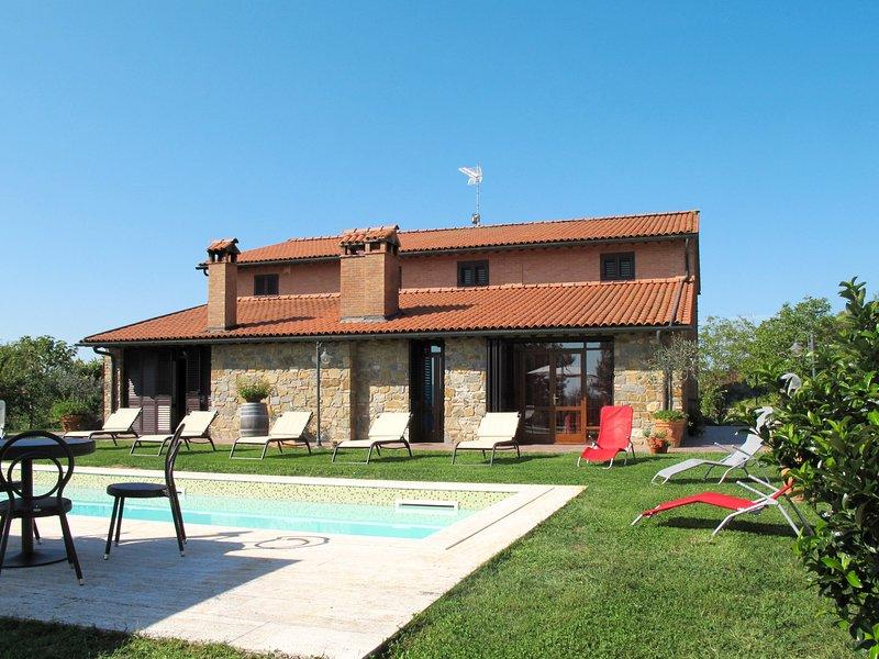 Metallo (COL230), vacation rental in Gracciano