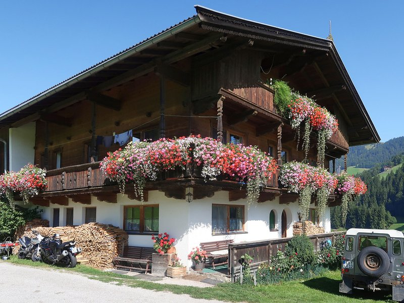 Oberweissbach (WIL317), vacation rental in Alpbach