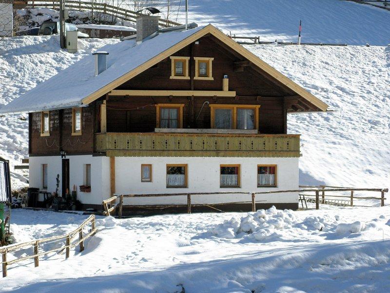 Farm Eben (MHO480), vacation rental in Juns