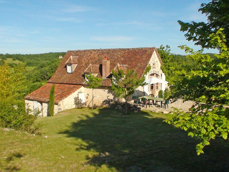 La Grange (CRN100), holiday rental in Rignac