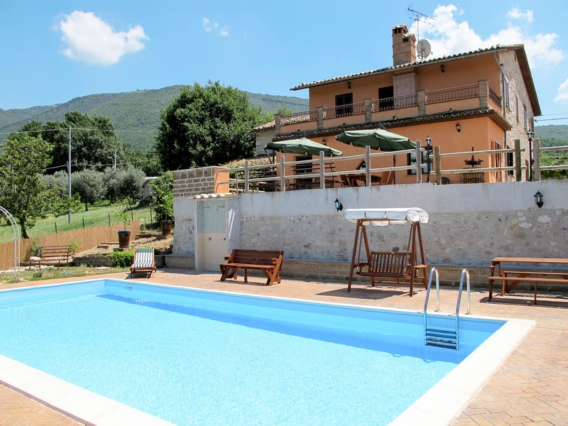 Colleflaviano (CEI100), vacation rental in Casperia